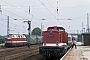 """LEW 12525 - DR """"110 243-3"""" 10.08.1991 - Wustermark, BahnhofIngmar Weidig"""