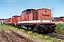"""LEW 12528 - DB Cargo """"204 246-3"""" 10.05.2001 - Saalfeld (Saale)Swen Thunert"""