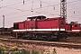 "LEW 12538 - DR ""112 256-3"" 21.05.1990 - Rostock-SeehafenMichael Uhren"