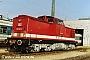 """LEW 12542 - DB Regio """"203 501-2"""" 18.10.2001 - München-SteinhausenRonny Meyer"""