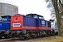 "LEW 12542 - MTRD ""745 701-3"" 11.02.2014 - Hamburg-WaltershofBerthold Hertzfeldt"