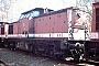 """LEW 12543 - DB Cargo """"204 261-2"""" 31.03.2004 - ChemnitzKlaus Hentschel"""
