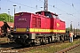 """LEW 12549 - EBM Cargo """"203 203-5"""" 27.04.2004 - OsnabrückWillem Eggers"""