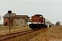 "LEW 12550 - DB AG ""202 268-9"" 12.03.1998 - PrausitzFalk Wohllebe"