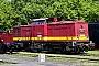 """LEW 12551 - Gleiskraft """"202 269-7"""" 13.05.2007 - AugsburgFrank Weimer"""