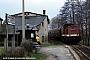 """LEW 12555 - DB AG """"201 273-0"""" 03.04.1995 - SchleizVolker Thalhäuser"""
