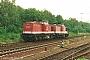 """LEW 12746 - DB Cargo """"204 282-8"""" 14.06.1999 - Dresden-IndustriegeländeManfred Uy"""