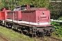 """LEW 12746 - DB Cargo """"204 282-8"""" 28.09.2002 - Chemnitz, AusbesserungswerkDieter Römhild"""