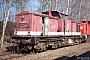 """LEW 12746 - DB Cargo """"204 282-8"""" 31.03.2004 - Chemnitz, AusbesserungswerkKlaus Hentschel"""