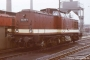 """LEW 12762 - DR """"110 298-7"""" __.__.1984 - Leipzig, Bahnbetriebswerk SüdMarco Osterland"""