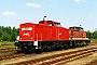 """LEW 12762 - DB Cargo """"204 298-4"""" 01.06.2003 - Espenhain Daniel Berg"""