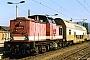 """LEW 12765 - DB AG """"202 301-8"""" __.07.1997 - Saalfeld (Saale)Ralf Brauner"""