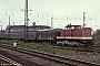 """LEW 12771 - DR """"112 307-4"""" 18.05.1990 - Dresden-NeustadtWerner Brutzer"""