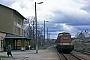 "LEW 12824 - DR ""202 315-8"" 15.04.1992 - Auerbach (Vogtland), oberer BahnhofIngmar Weidig"