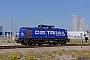 """LEW 12832 - Distri Rail """"19"""" 01.10.2015 - Rotterdam, MaasvlakteMaarten van der Willigen"""