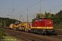 """LEW 12839 - EBM Cargo """"202 330-7"""" 04.09.2012 - Köln, Bahnhof WestWerner Schwan"""