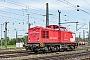 "LEW 12839 - RCC-DE ""202 330-7"" 23.04.2019 - Oberhausen, Rangierbahnhof WestRolf Alberts"