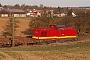 """LEW 12839 - EBM Cargo """"202 330-7"""" 26.03.2012 - Kirchgöns (bei Butzbach)Burkhard Sanner"""