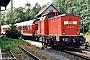"""LEW 12843 - DB Regio """"202 334-9"""" __.09.1999 - Katzh�tte Ralf Brauner"""