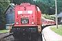 "LEW 12844 - DB Regio ""202 335-6"" 30.09.1999 - Katzhütte Andreas Herger"