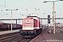 """LEW 12845 - DR """"112 336-3"""" 08.02.1989 - Waren (Müritz)Michael Uhren"""