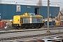 "LEW 12850 - Shunter ""203 102"" 14.12.2009 - RotterdamHarald S."