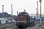 """LEW 12857 - DR """"112 348-8"""" 19.03.1991 - Crossen (Elster)Ingmar Weidig"""