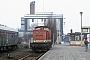 """LEW 12859 - DR """"112 350-4"""" 07.03.1991 - HalberstadtIngmar Weidig"""