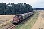 "LEW 12863 - DR ""112 354-6"" 18.08.1990 - Karow (Mecklenburg)Ingmar Weidig"