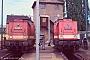 """LEW 12869 - DR """"112 360-3"""" 08.09.1991 - Frankfurt (Oder), BetriebswerkAndreas Wegemund"""