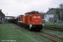 """LEW 12875 - DB Cargo """"204 366-9"""" 10.04.2001 - Haldensleben Jörg Boeisen"""