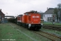 "LEW 12875 - DB Cargo ""204 366-9"" 10.04.2001 - HaldenslebenJörg Boeisen"