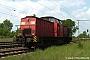 "LEW 12879 - DB Regio ""203 113-6"" 03.05.2009 - Calbe (Saale)Norbert Förster"
