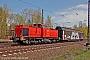 """LEW 12879 - DB Schenker """"203 113-6"""" 21.04.2010 - Leipzig-TheklaAlex Huber"""