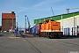 """LEW 12882 - LOCON """"203"""" 03.03.2012 - Stralsund, HafenAndreas Görs"""