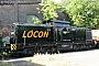 """LEW 12885 - LOCON """"217"""" 25.06.2016 - Berlin-LichtenbergMichael Uhren"""