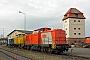 """LEW 12888 - RTS """"203.501"""" 02.12.2011 - Aschaffenburg, HafenRalph Mildner"""