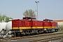 """LEW 12888 - EBM Cargo """"203 204-3"""" 21.04.2003 - EuskirchenWerner Schwan"""
