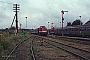 """LEW 12889 - DR """"110 380-3"""" 18.08.1991 - Zinnowitz (Usedom), BahnhofRaymond Kiès"""