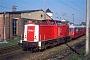 "LEW 12893 - DB AG ""202 384-4"" 01.04.1999 - Nordhausen Werner Peterlick"