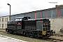 """LEW 12894 - Railion """"203 385-0"""" 20.11.2008 - Saalfeld (Saale)Helmut Sangmeister"""