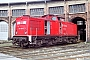 """LEW 12908 - DB Cargo """"204 399-0"""" 03.03.2001 - StendalHeiko Müller"""