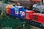 """LEW 12914 - SBB Cargo """"203 405-6"""" 23.10.2008 - Mannheim, RangierbahnhofWolfram Wätzold"""