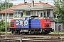 """LEW 12915 - SBB Cargo """"203 406-4"""" 06.07.2010 - Weil am RheinThomas Wohlfarth"""