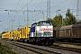 """LEW 12921 - STRABAG """"203 166-4"""" 08.10.2012 - Ratingen-LintorfLothar Weber"""
