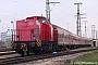 "LEW 12924 - DB Regio ""203 114-4"" 12.04.2005 - NürnbergFrank Weimer"