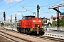 """LEW 12924 - DB Schenker """"203 114-4"""" 09.06.2009 - Erfurt, HauptbahnhofJens Böhmer"""