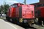"LEW 12924 - DB Regio ""203 114-4"" 11.08.2005 - NürnbergDietrich Bothe"