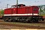 """LEW 12934 - Railion """"203 425-4"""" 13.04.2007 - Wiesbaden OstHagen Schilder"""