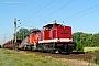 """LEW 12934 - Railion """"203 425-4"""" 03.05.2007 - Altheim (Hessen)Kurt Sattig"""